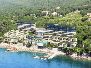 Rijeka im Hilton Rijeka Costabella Beach Resort & Spa