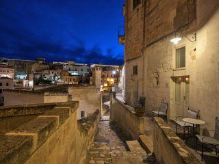 Matera im Locanda di San Martino - Hotel e Antiche Termae Romanae