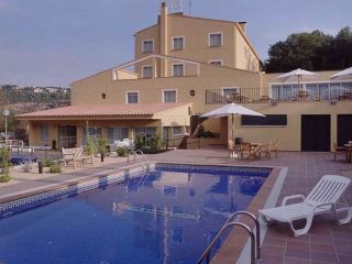 Girona im Hotel Costabella