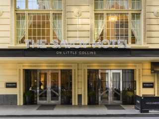 Melbourne im The Savoy Hotel on Little Collins