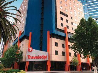 Melbourne im Travelodge Hotel Melbourne Southbank