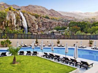 Ma'In Hot Springs im Ma'in Hot Springs Resort & Spa