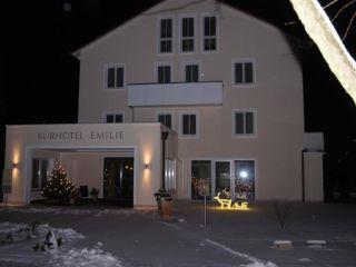 Bad Wörishofen im Kneipp-Kurhotel Emilie