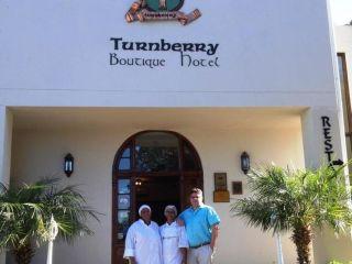 Oudtshoorn im Turnberry Boutique Hotel