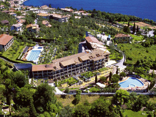 Urlaub Limone sul Garda im Hotel Caravel