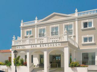 Puerto de la Cruz im RF Hotel San Borondon