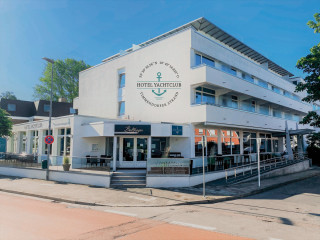 Timmendorfer Strand im Hotel Yachtclub