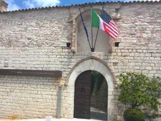 Assisi im Nun Assisi Relais Spa Museum