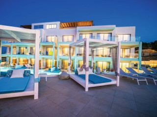 Urlaub Psalidi im Harmony Crest Resort & Spa