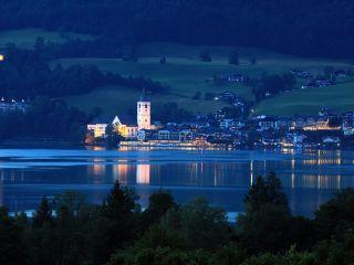 St. Wolfgang im Salzkammergut im Romantikhotel im Weissen Rössl
