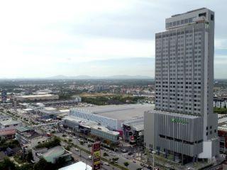 Urlaub Rayong im Holiday Inn Hotel & Suites Rayong City Centre