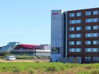Keflavik im Airport Hotel Aurora Star