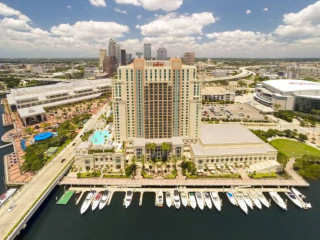 Urlaub Tampa im Tampa Marriott Water Street