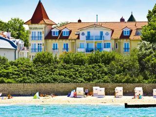 Ostseebad Kühlungsborn im Hotel Residenz Waldkrone