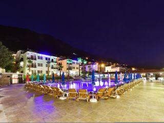 Urlaub Kalkan im Samira Resort Hotel & Aparts & Villas