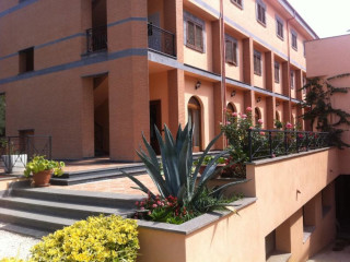 Frascati im Hotel Ristorante Villa Icidia