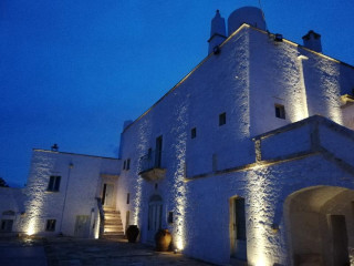 Urlaub Ostuni im Masseria Ayroldi