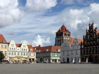Greifswald im EUROPA HOTEL Greifswald