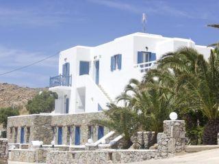 Urlaub Ornos im Anixi Hotel Mykonos