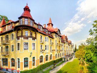 Tatranska Lomnica im Grandhotel Praha