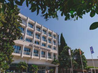 Becici im Hotel Montenegro