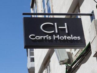 Santiago de Compostela im Hotel Carris Casa de la Troya