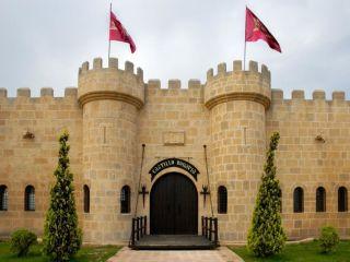 Urlaub Pedrola im Castillo Bonavía