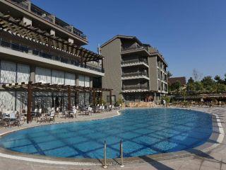 Urlaub Denizli im Hierapark Thermal & Spa Hotel