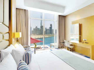 Urlaub Dubai im Canal Central Hotel – Business Bay