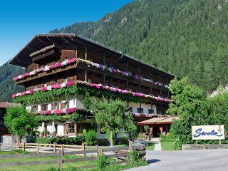 Mayrhofen im Hotel-Pension Strolz