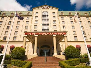 Launceston im Hotel Grand Chancellor Launceston
