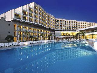 Porec im Hotel Materada Plava Laguna