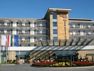 Urlaub Bükfürdö im Hunguest Hotel Répce Gold
