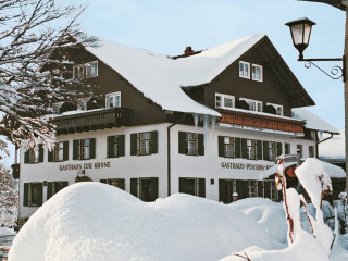 Oy-Mittelberg im Krone Gasthof
