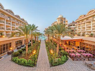 Urlaub Bogazkent im Kirman Belazur Hotel Resort & Spa