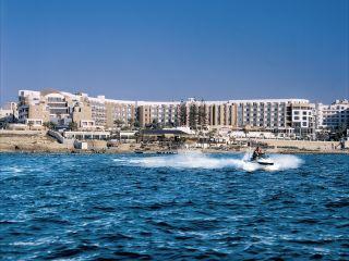 Urlaub Qawra im Dolmen Hotel Malta