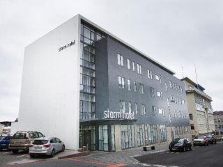 Reykjavik im Storm Hotel