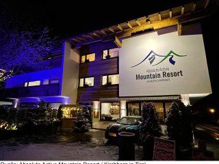 Kirchberg in Tirol im Absolute Active Mountain Resort