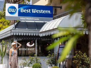 Urlaub Menton im Best Western Hôtel Méditerranée Menton