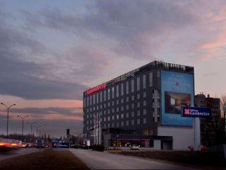 Krakau im Hilton Garden Inn Krakow