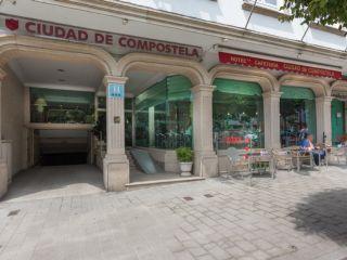Santiago de Compostela im Husa Ciudad de Compostela