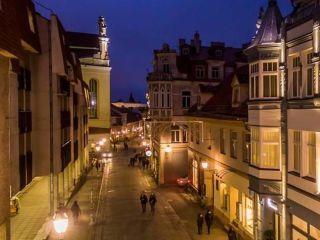 Vilnius im Artagonist Hotel
