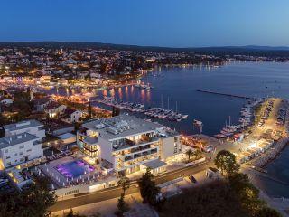 Malinska im Luxury Hotel Riva