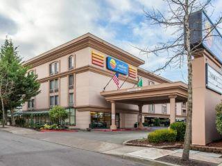 SeaTac im Comfort Inn & Suites Sea-Tac Airport