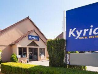 Colmar im Kyriad Colmar Centre Parc des Expositions