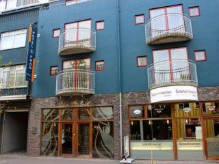 Reykjavik im Hotel Fron