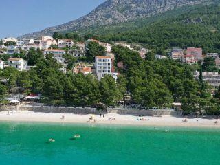 Urlaub Baška Voda im Noemia Apartments