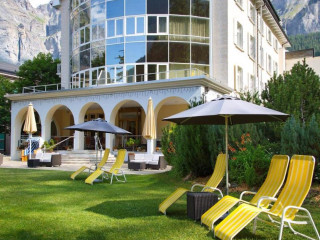 Leukerbad im De France by Thermalhotels