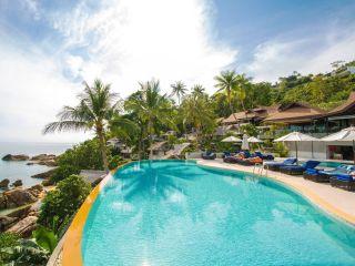 Urlaub Lamai Beach im Coral Cliff Beach Resort