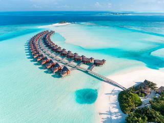 Urlaub Dhigufinolhu im Anantara Dhigu Maldives Resort
